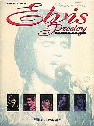 Elvis Presley Anthology - Volume 2 de  Hal Leonard Publishing Corporation