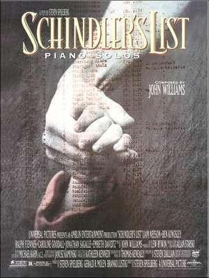 Schindler's List: Piano Solos de John Williams