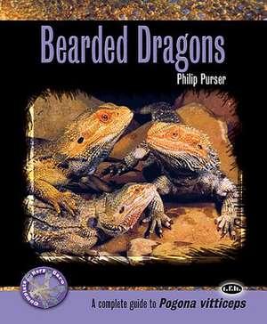 Bearded Dragons de Philip Purser