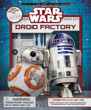 Star Wars:  Droid Factory de Daniel Wallace