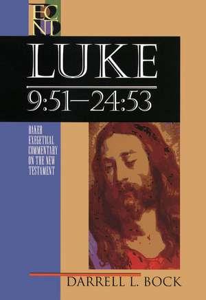 Luke de Darrell L. Bock