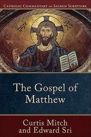 The Gospel of Matthew de Curtis Mitch
