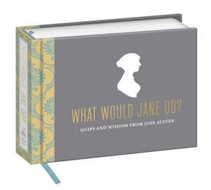 What Would Jane Do? de Potter Style