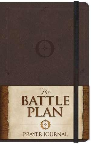 The Battle Plan Prayer Journal