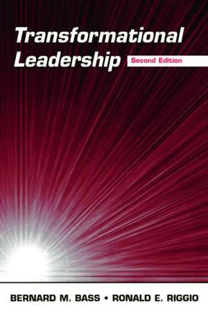 Transformational Leadership de Bernard M. Bass