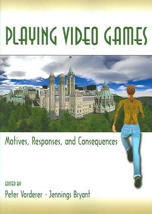 Playing Video Games imagine