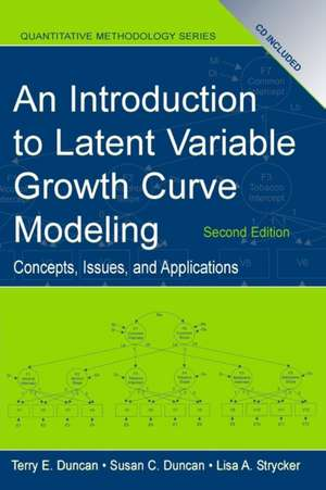 An Introduction to Latent Variable Growth Curve Modeling imagine