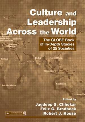 Culture and Leadership Across the World imagine