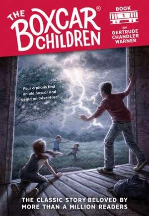 The Boxcar Children de Gertrude Chandler Warner
