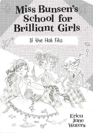 If the Hat Fits de Erica-Jane Waters