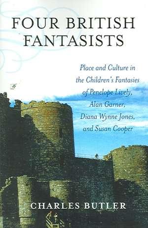 Four British Fantasists imagine