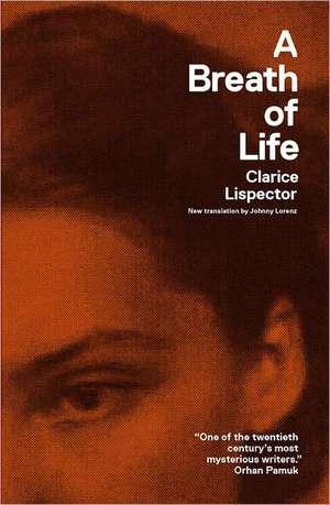 A Breath of Life de Clarice Lispector