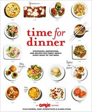 Time for Dinner de Pilar Guzman