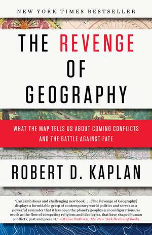 The Revenge of Geography imagine