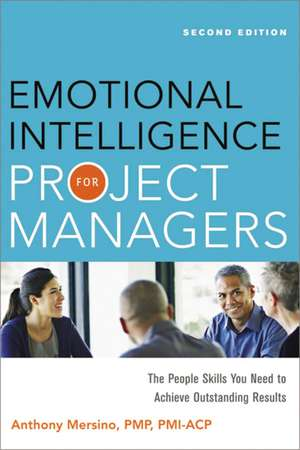 Emotional Intelligence for Project Managers imagine