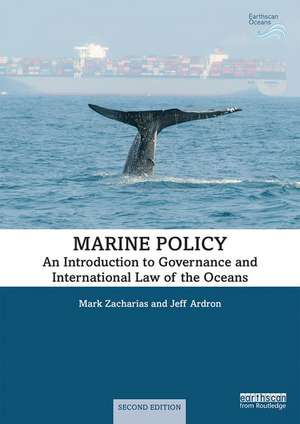 Marine Policy de Canada) Zacharias, Mark (Ministry of Environment & Climate Change Strategy