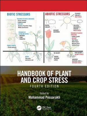 Handbook of Plant and Crop Stress, Fourth Edition