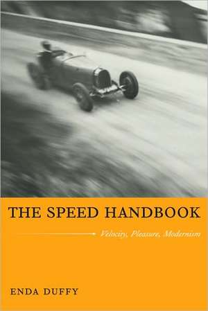 The Speed Handbook de Enda Duffy