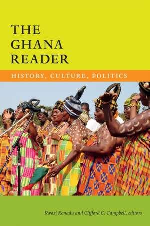 The Ghana Reader