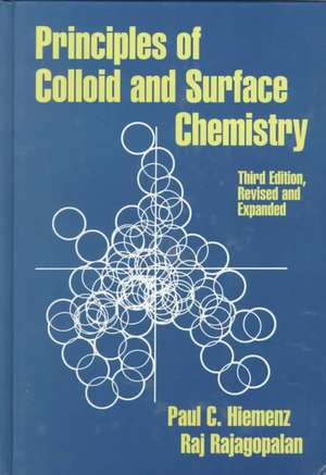 Principles of Colloid and Surface Chemistry imagine