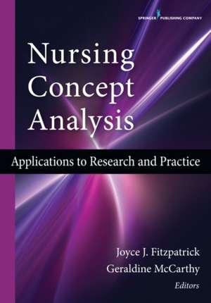 Nursing Concept Analysis