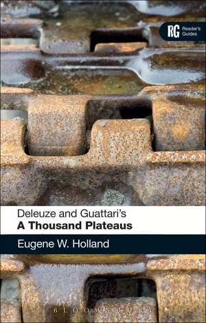 Deleuze and Guattari's 'A Thousand Plateaus' imagine