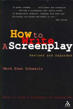 How To Write: A Screenplay imagine