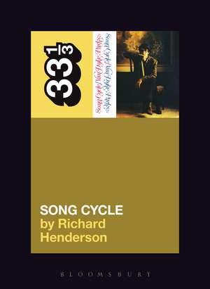 Van Dyke Parks' Song Cycle imagine