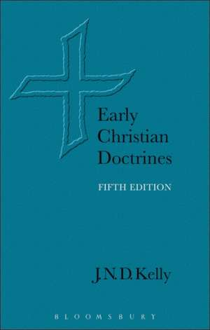 Early Christian Doctrines imagine