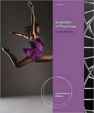 Sherwood, L: Essentials of Physiology de Lauralee Sherwood