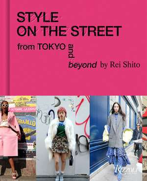Style on the Street: From Tokyo and Beyond imagine