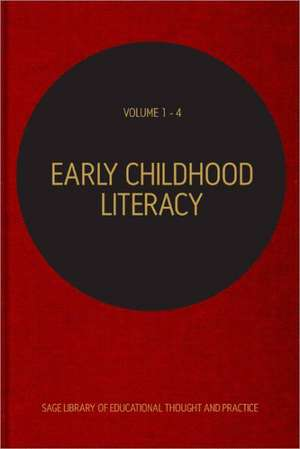 Early Childhood Literacy de Kate Pahl