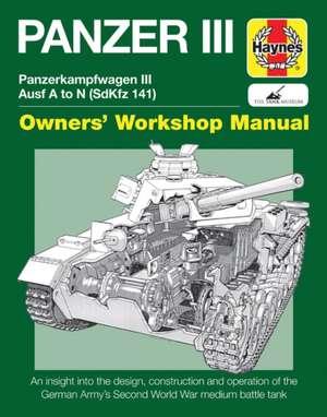 Panzer III Manual de Michael Hayton
