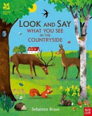 National Trust: Look and Say What You See in the Countryside imagine