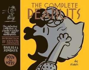 The Complete Peanuts Volume 11: 1971-1972 de Charles M. Schulz