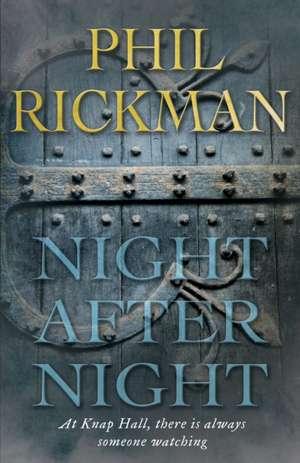 Night After Night de Phil Rickman