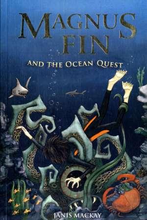 Magnus Finn and the Ocean Quest