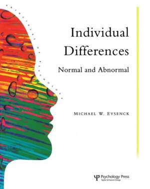 Individual Differences imagine