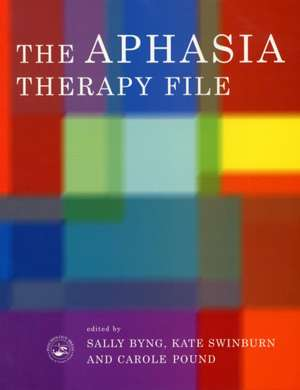 The Aphasia Therapy File