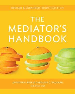 The Mediator's Handbook imagine