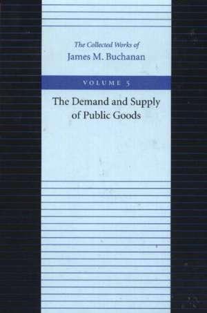 Demand & Supply of Public Goods imagine