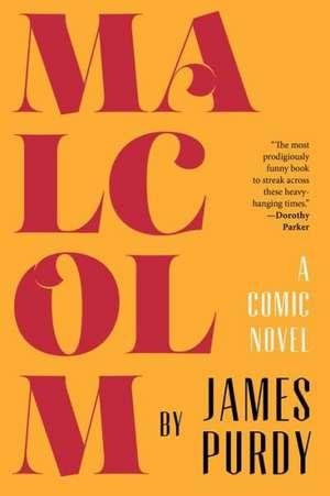 Malcolm – A Comic Novel