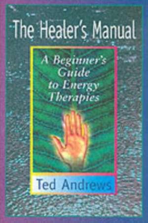 The Healer's Manual imagine