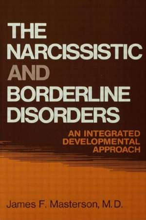 Narcissistic and Borderline Disorders imagine