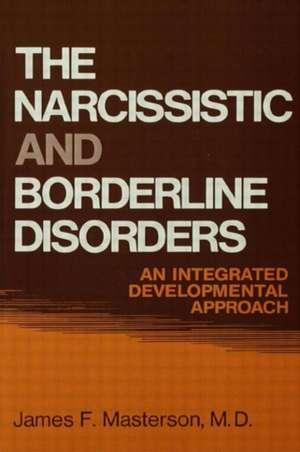 Narcissistic and Borderline Disorders imagine