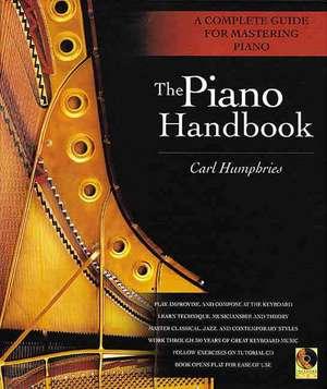 Piano Handbook imagine