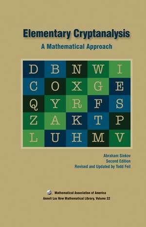 Elementary Cryptanalysis
