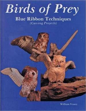 Birds of Prey, Blue Ribbon Techniques imagine