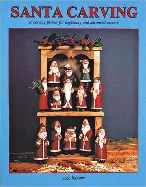 Santa Carving imagine