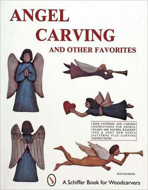 Angel Carving and Other Favorites imagine